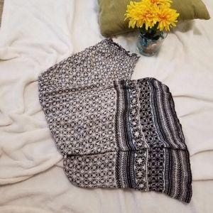 Angie palazzo soft pants size S